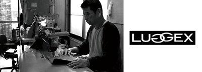 【送料無料】【豊岡製】【日本製】LUGGEXラジェックスナイルポーチ2層式【15-0007】セカンドバッグメンズポーチ二重式セカンドバッグメンズバッグ豊岡カバンかばん鞄ブランドビジネスバッグラジックス15-0007ブラック父の日ギフトプレゼントブランド