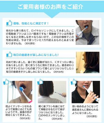 電動歯ブラシロイヤルソニック1音波歯ブラシ毎分40000回のハイパワー音波電動歯ブラシ充電式音波歯ブラシ電動歯ぶらしはぶらし歯ブラシハブラシ電動音波電動歯ブラシ音波歯ブラシ歯垢口臭予防歯石予防ソニックケア音波