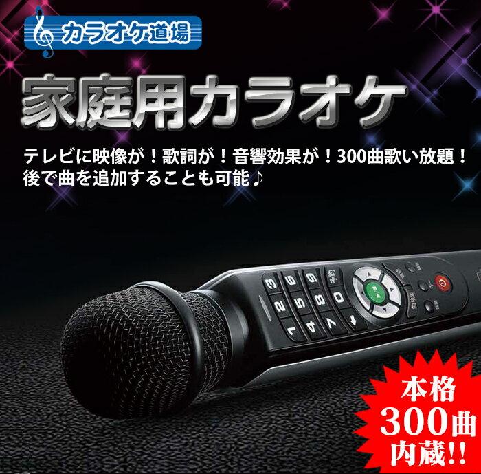 【送料無料】カラオケ道場 dct-300 家庭用...の商品画像