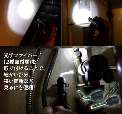 ワルサーLEDライトSLS210LEDライトLEDライトワルサーWALTHERペンライト防水男性メンズアウトドアスキー安全対策軽量フラッシュライトスリム懐中電灯電池ポケット光学ファイバー