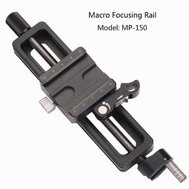 【楽天先行発売】【Leofoto】MP-150 マクロフォーカシングプレート【アルカスタイル】【アルカスイス】