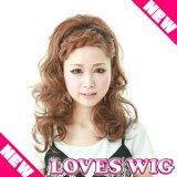 LOVES WIG/��Ǯ�ơ��륦���å��ʥ�֥������å��˥������������LW-TW-01�ˡ�10P29Aug16��