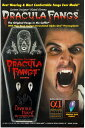 米国シネマシークレット社製 ドラキュラの牙(銀) FCC223 Dracula House DRACULA FANGS Silver