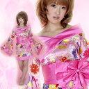 和花キティ 艶盛浴衣 SAZAC 浴衣・甚平・ルームウェア・パジャマ