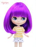 【Wigs2dolls】人形?ドールウィッグ/B-154/ショート/Blythe/ブライス/激かわ/コスチューム /オリジナル/人気商品/撮影にも