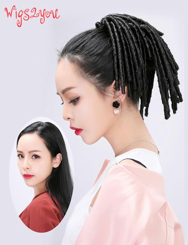 Wigs2youウィッグ/ポニーテール/簡単着用/日本製高級ファイバー使用/PON-020/ヘアピー
