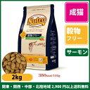 【ニュートロ】ナチュラルチョイス猫穀物フリーアダルトサーモン2kg【ntrc32】