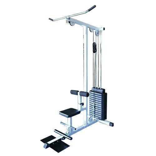 200ラットプルマシン[WILD FIT ワイルドフィット] 送料無料 筋トレ 自宅 トレーニングマシン 胸筋 腹筋