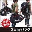 オリジナル 3wayバッグ[WILD FIT ワイルドフィット]スポーツ 3WAY リュック ショルダー 大容量 ビジネス 遠征 クラブ 旅行 送料無料