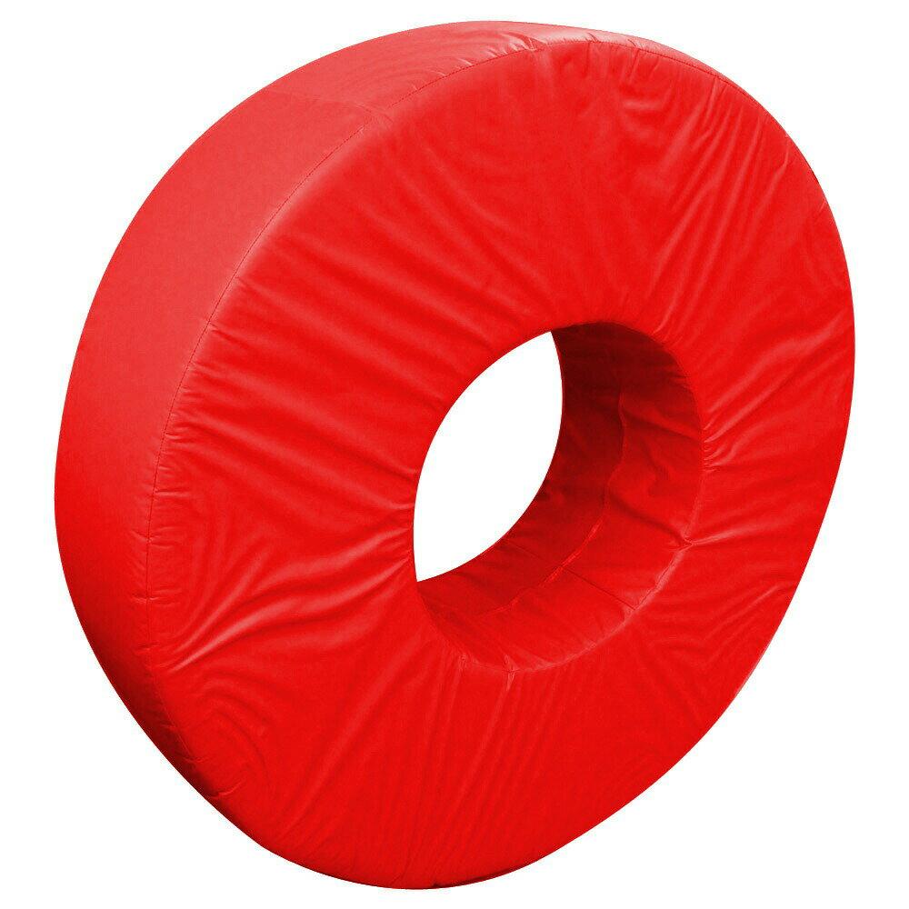 タックルリング 赤/青(代金引換・日時指定不可商品)[WILD FIT ワイルドフィット] 送料無料 タックル アメリカンフットボール ラグビー 練習