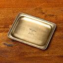 トレイ トレー アイアントレー 四角 皿 コイントレー アクセサリートレー 小物収納 アンティーク レトロ アイアン 収納 インテリア 雑貨 クリックポスト発送可
