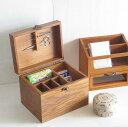 救急箱 おしゃれ 薬箱 かわいい くすり箱 クスリ箱 First aid box 収納 木製ウッド アンティーク ナチュラル 雑貨