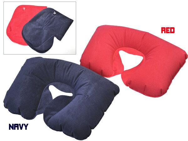 トラベルピロー(首用枕)選べる2色、ネイビー・...の紹介画像2