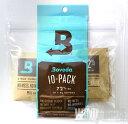 ボヴェダ (Boveda) B72 リード用湿度調整剤 72% 10パックセット