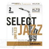 アルトサックス用リード リコ(RICO) ジャズセレクト(Jazz Select)アンファイルドカット