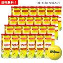 ウイルソン [wilson] テニスボール チャンピオンシップエクストラデューティー 1箱(1