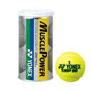 ヨネックス [YONEX] マッスルパワートーナメント(TMP80)1缶2球入