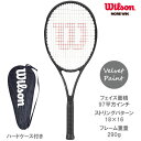 ウイルソン [wilson] 硬式ラケット PRO STAFF 97LS (WRT731710+)※スマートテニスセンサー対応品