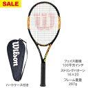 【SALE】ウイルソン[wilson]硬式ラケット BURN 100 Team(WRT725810+)※スマートテニスセンサー対応品