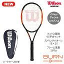 ウイルソン[wilson]硬式ラケット BURN 95J COUNTERVAIL(WRT735510)※スマートテニスセンサー対応品
