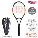 □ウイルソン[wilson]硬式ラケット BURN 95J COUNTERVAIL(WRT735510)※スマートテニスセンサー対応品