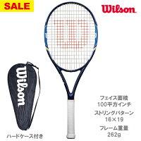 【SALE】ウイルソン[Wilson]硬式ラケット ウルトラ100UL TEAM(WRT731910)の画像