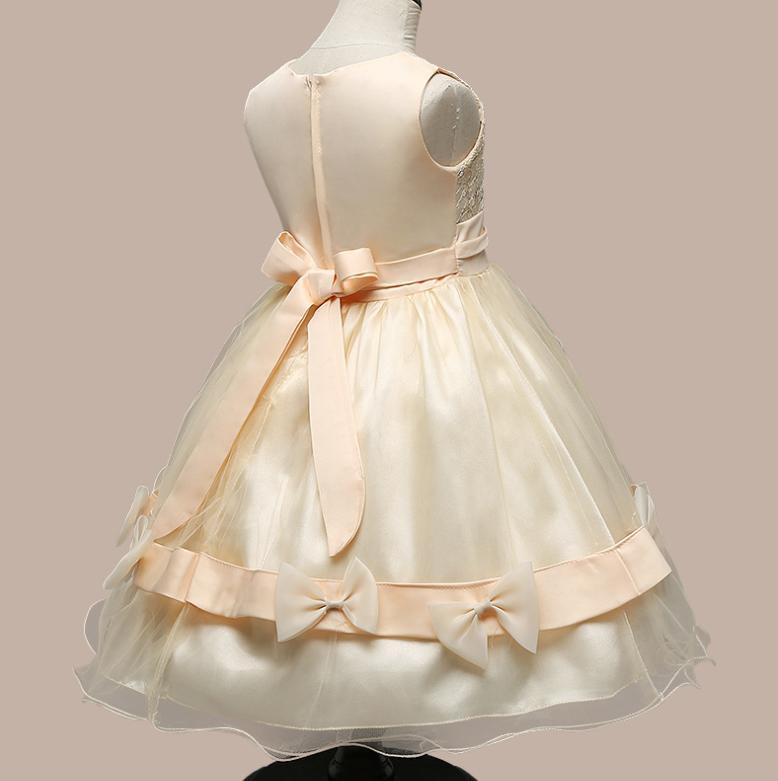 送料無料 子供 ドレス フォーマル 女の子 キ...の紹介画像3
