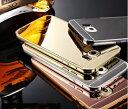 Galaxy S6 edge ケース S6edge バンパー アルミ 鏡 バンパーケース カバー 3点セット 保護フィルム タッチペン おまけ SC-04G SCV31 メール便 送料無料 02P03Dec16