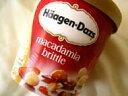 | 遂にカードOK |【冷凍】ハーゲンダッツマカダミア アイスクリーム 474ml