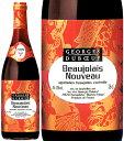 ★ボジョレー・ヌーヴォー[2008]ジョルジュ・デュブッフ(赤ワイン)