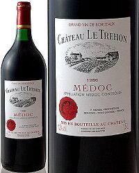 シャトー・ル・トレオン[1986]マグナム1500ml(赤ワイン)