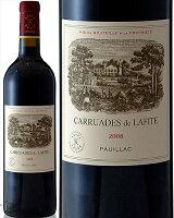 カリュアド・ド・ラフィット[2008](赤ワイン)