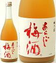 梅の宿のあらごし梅酒720nl梅乃宿酒造株式会社(梅酒)