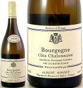 ブルゴーニュ・コート・シャロネーズ・ブラン[2006]アルベール・スニ(白ワイン)