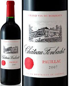 シャトー・フォンバデ 赤ワイン