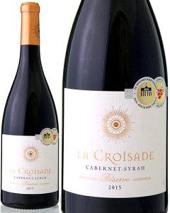 レゼルヴ・カベルネ・シラー ラ・クロワザード 赤ワイン