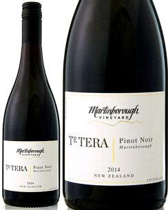 ピノ・ノワール テ・テラ マーティンボロー・ヴィンヤード 赤ワイン