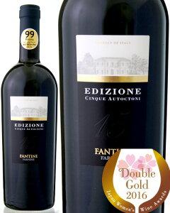 エディツィオーネ・チンクエ・アウトークトニ ファルネーゼ 赤ワイン