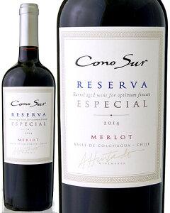 コノスル メルロー・リゼルヴァ 赤ワイン