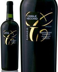 モンテプルチアーノ・ダブルッツォ・カサーレ・ヴェッキオ[2011]ファルネーゼ(赤ワイン)[S]