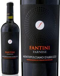 モンテプルチアーノ・ダブルッツォ[2008]ファルネーゼ(赤ワイン)