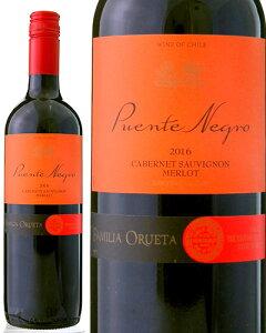 プエンテ・ネグロ ルネ・ソーヴィニヨン・メルローセントラル・ヴァレー 赤ワイン