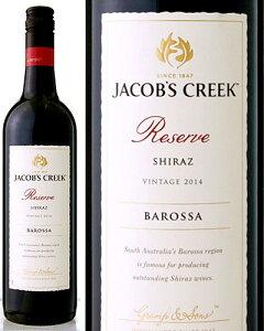 ジェイコブスクリーク リザーヴ・バロッサ・シラーズ 赤ワイン