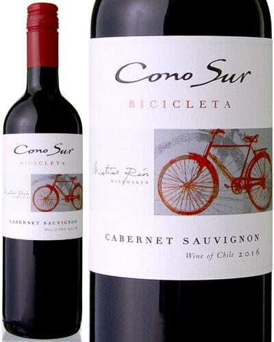 【赤ワイン】【チリ】コノスル[2016]カベルネ・ソーヴィニヨン・ヴァラエタル(赤ワイン)