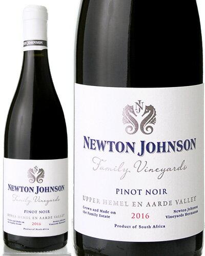 【9月22日より出荷】ニュートン・ジョンソン・ファミリー・ヴィンヤーズ・ピノ・ノワール[2016]ニュートン・ジョンソン・ワインズ(赤ワイン)