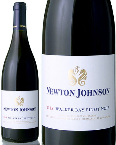 ニュートン・ジョンソン・ウォーカー・ベイ・ピノ・ノワール[2015]ニュートン・ジョンソン・ワインズ(赤ワイン)[Y][S]