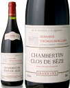 シャンベルタン・クロ・ド・ベーズ・グラン・クリュ[1996]トマ・モワラール(赤ワイン)[tp][S]