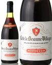 コート ド ボーヌ ヴィラージュ [1980] モメサン ( 赤ワイン ) ※ラベル瓶&キャップに汚れ 破れ 傷有り※ [S]