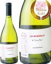 【『sakuraワイン・アワード2015』ダブル・ゴールド受賞!】【『dancyu』白部門第一位!】コノスル・シャルドネ・20バレルリミテッド・エディション[2013](白ワイン)[Y][A][P]