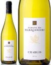 【フランス】【白ワイン】シャブリ[2014]ドメーヌ・デ・マロニエール(白ワイン)[M][Y][A]